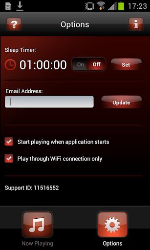 【免費音樂App】OMNISCIENT RADIO-APP點子