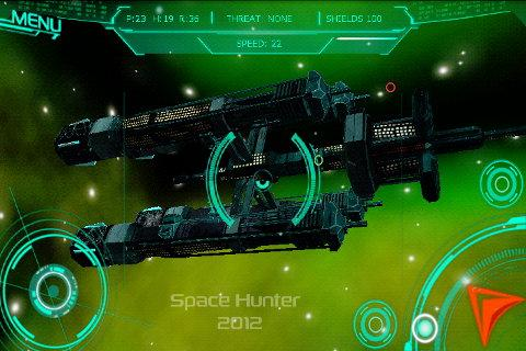 Space Hunter 3D Lite - screenshot