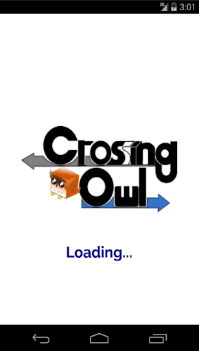 Crossing Owl