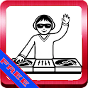Electro House Dj App Free icon