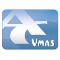 VMAS Mobile VoIP Application logo