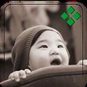 미지미 Baby - 아기 100일 현수막 백일상