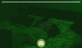 Screenshot of Night Vision Camera Simulation