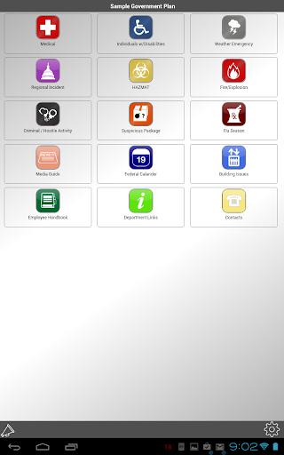 【免費書籍App】In Case of Crisis - Government-APP點子