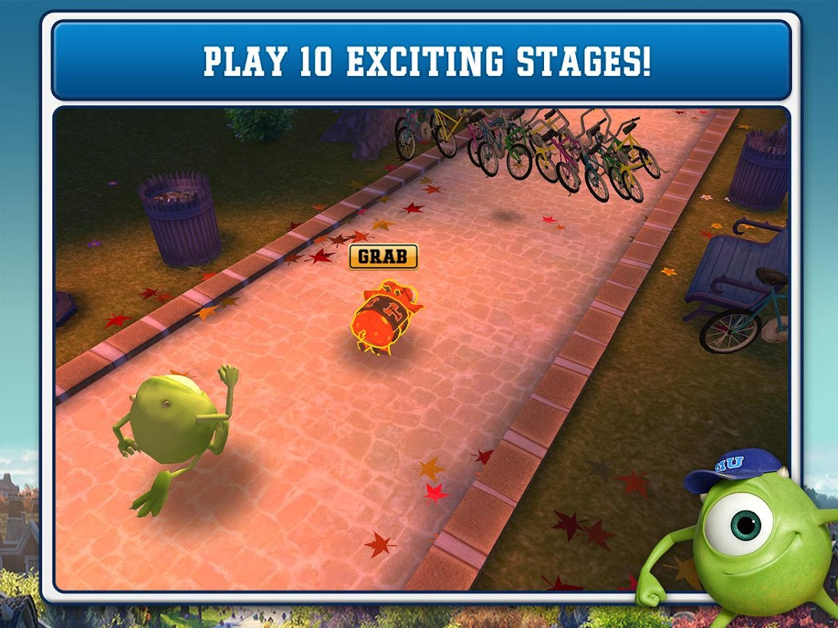 Monsters U: Catch Archie - screenshot