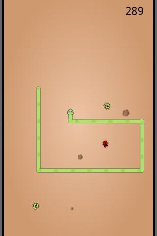 Snake - screenshot