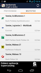 Bankomaty - screenshot thumbnail