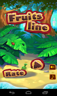 Fruits Line - screenshot thumbnail