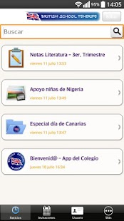 British School Tenerife - náhled