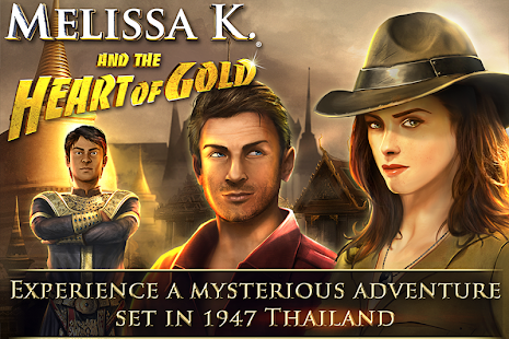Melissa K. & the Heart of Gold- screenshot thumbnail