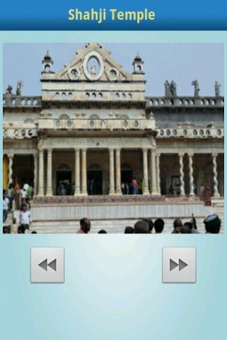 Tourist Attractions Vrindavan - screenshot