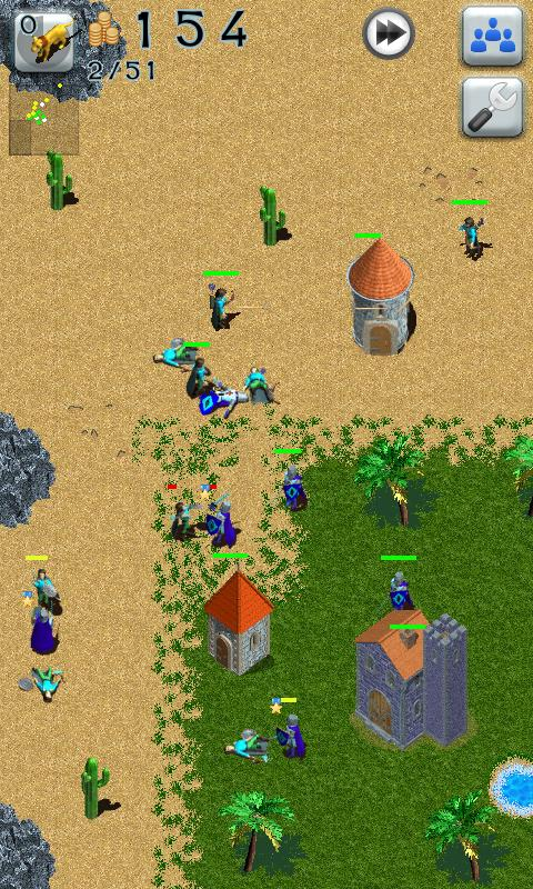 Medieval Defense- screenshot