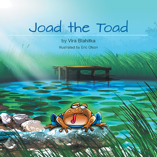 Joad the Toad cover
