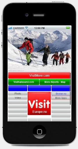 VisitMore.com VisitEurope.no