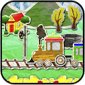 Paper Train Live Wallpaper icon