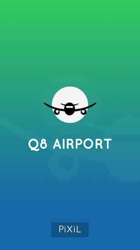 Q8 Airport - Kuwait