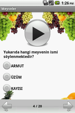 【免費教育App】Meyveler-APP點子