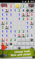 Screenshot of Minesweeper Professional