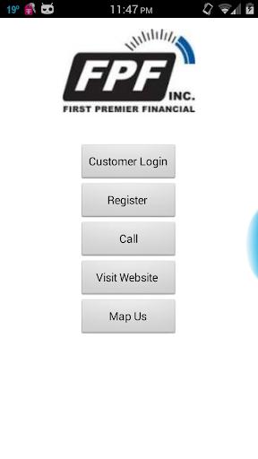 First Premier Financial Inc.