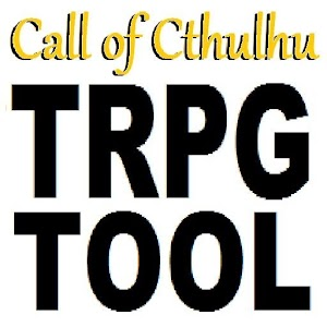 TRPGTool for PC and MAC