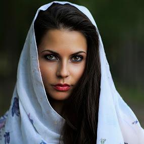 :) by Miroslav Trifonov - People Portraits of Women ( :)))) )