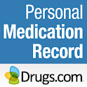 Personal Medication Record logo
