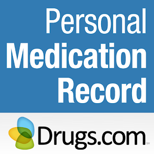 Personal Medication Record LOGO-APP點子