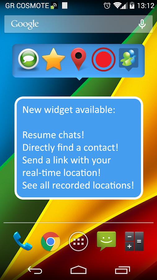 Find My Friends - screenshot
