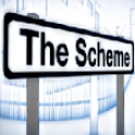 The Scheme Soundboard logo