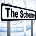 The Scheme Soundboard logo