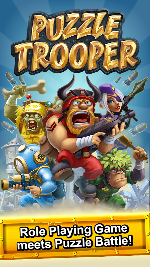 Puzzle Trooper - screenshot