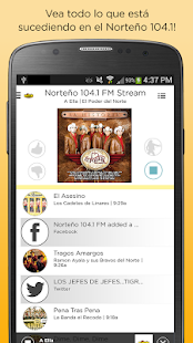 Norteño 104.1 FM- screenshot thumbnail
