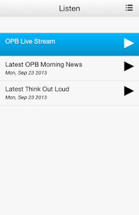 OPB News - screenshot thumbnail