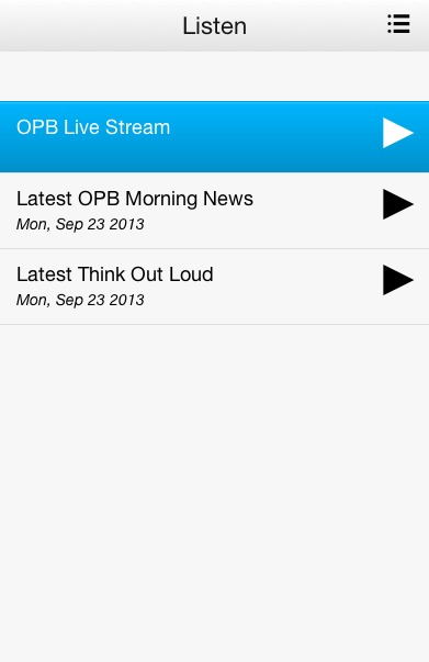 OPB News - screenshot