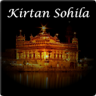 Kirtan Sohila Audio and Lyrics icon