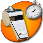 Free Referee Whistle Stopwatch