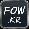 롤 전적 검색 포우 FOW.KR icon