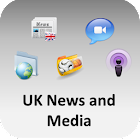 UK News, Sports and Media icon