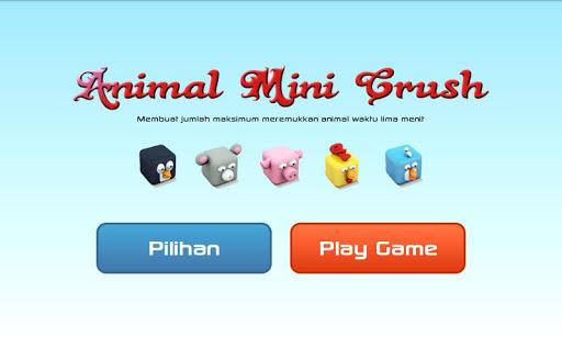 Animal Mini Crush