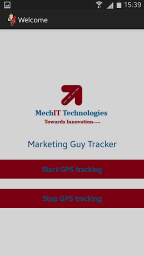 Marketers Tracking