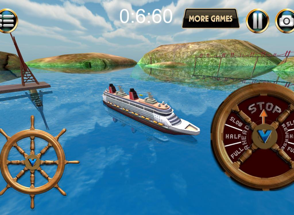 Cruise Ship 3D Simulator - Android Apps On Google Play
