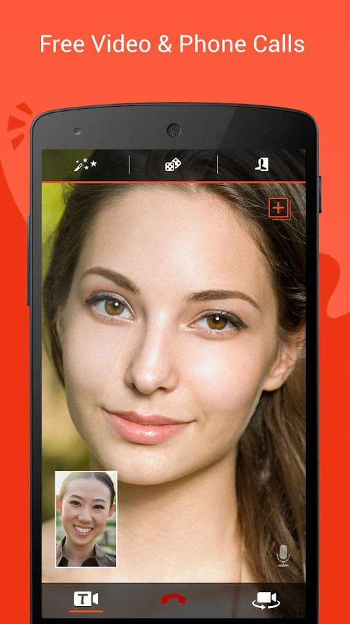 Tango Video Call & Free Text - screenshot