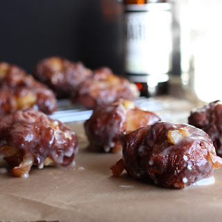 Apple-Cider Fritters
