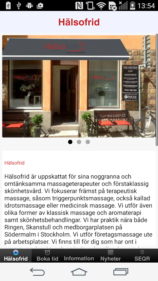 svensk o massage stockholm södermalm