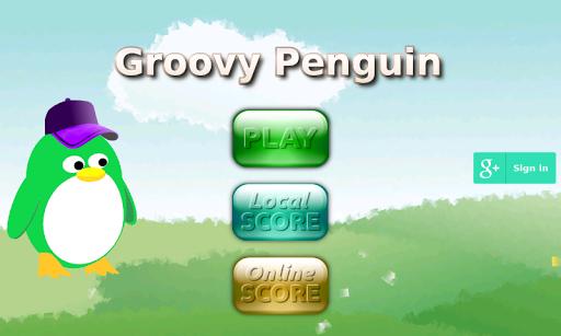 Groovy Penguin