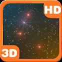 Brilliant Galaxy Journey 3D icon