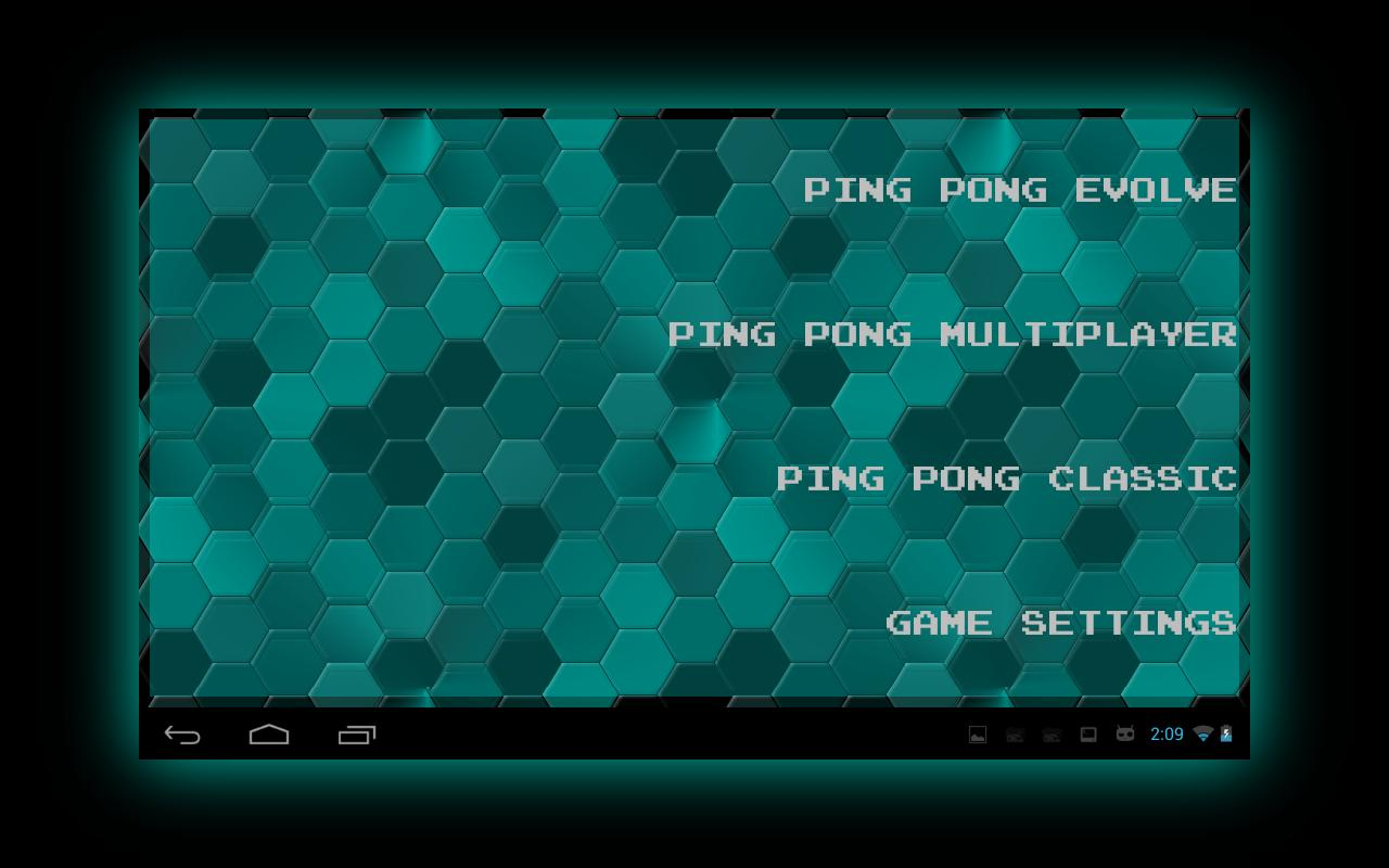 Ping Pong Evolved - screenshot