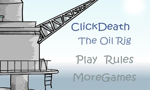Stickman ClickDeath Oil Rig