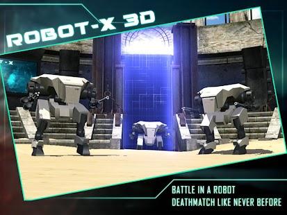 ROBOT X Counter Shooter 3D