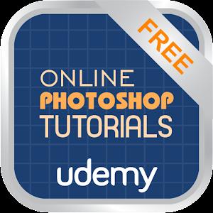 Online Photoshop Tutorials Icon
